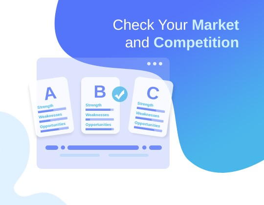 Check Your Market and Competition?