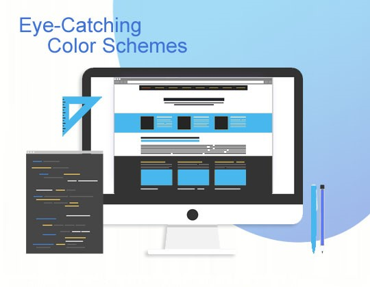 Eye-Catching Color Schemes