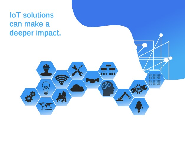 IoT solutions can make a deeper impact