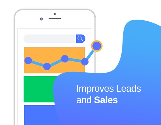 Improves Leads and Sales