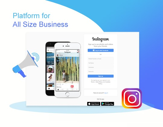 Platform for All Size Business